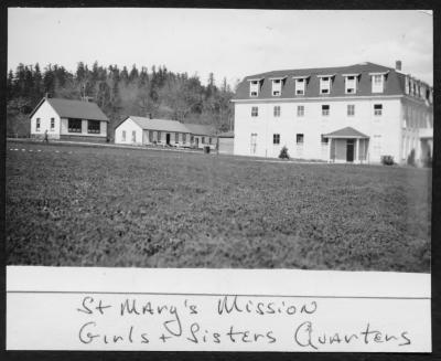 St. Mary's Indian Residential School Documentary